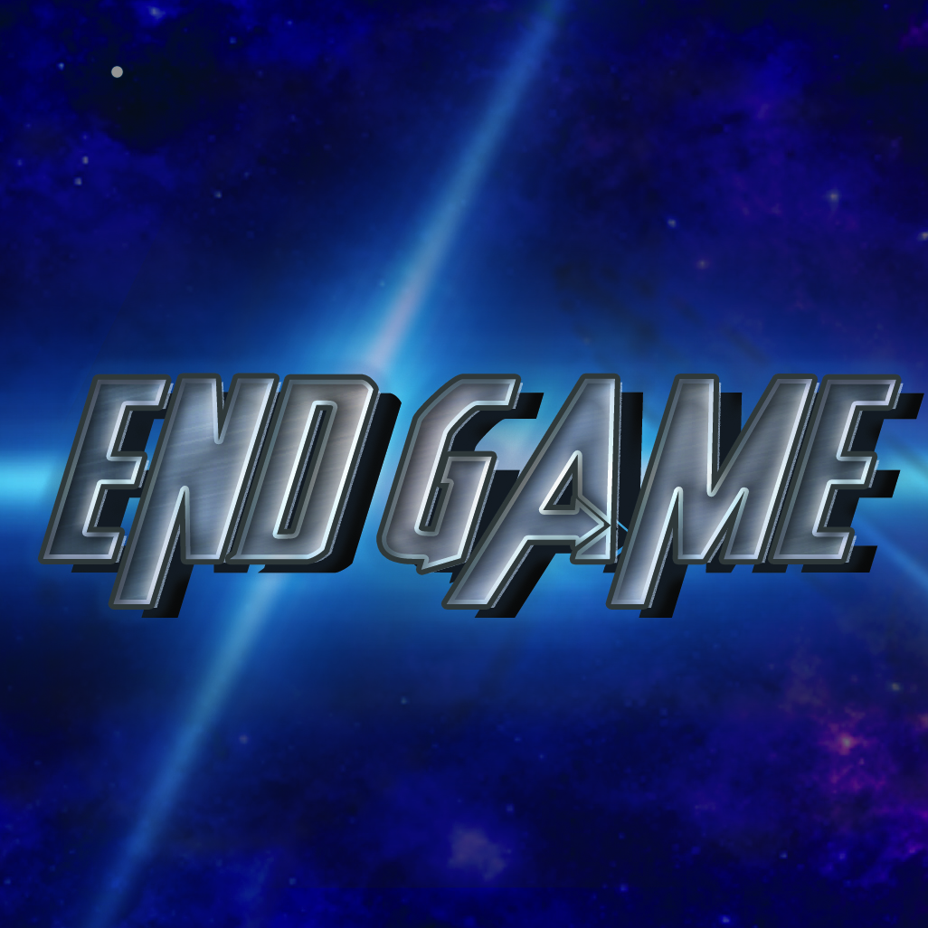 End Game Sermon Series Graphic