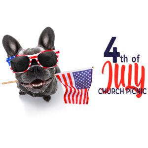 4th of July_Website HomePage